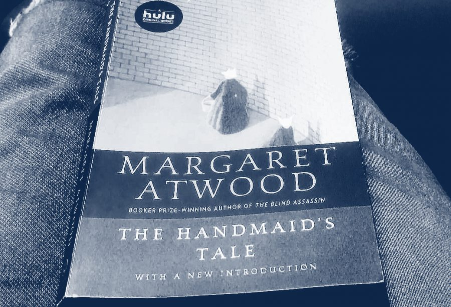 The Handmaid's Tale is a dystopian novel by Canadian author Margaret Atwood, published in 1985.