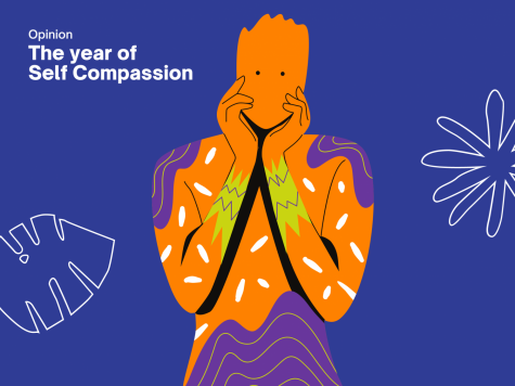 2021, the year of self-compassion