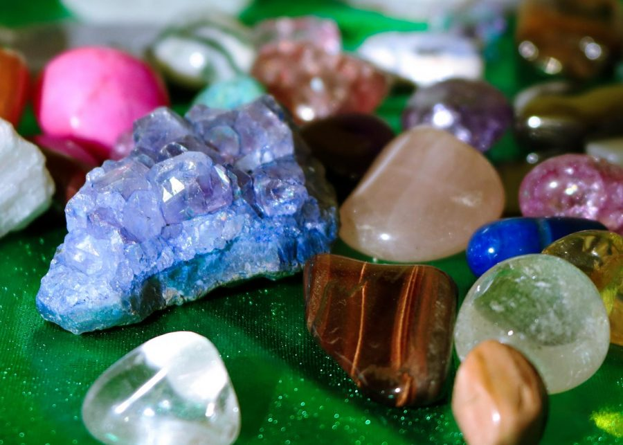 Crystals and spirituality helped me heal