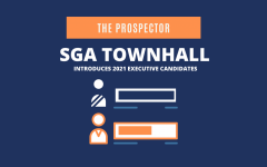 UTEP SGA's townhall introduces 2021 executive candidates