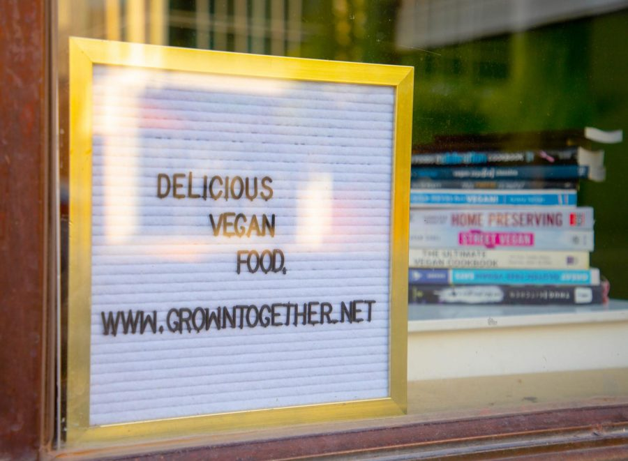 Grown+Together+is+a+vegan+restaurant+in+Downtown+El+Paso+that+opened+in+2020.