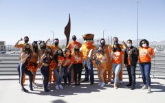 """""""UTEP SELC, in partnership with the Dean of Students and Spirit Operations, hosted Orange and Brew Coffee Tour on April 7,2021 at the bookstore."""