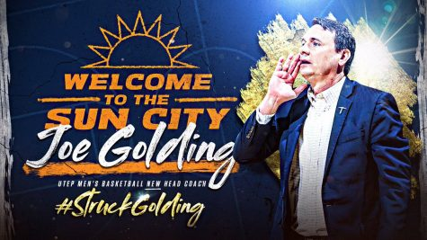 UTEP selects Joe Golding as its next basketball coach
