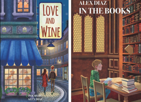 Alex Diaz is a UTEP alumnus, author of 'Love and Wine' and 'In the Books.'