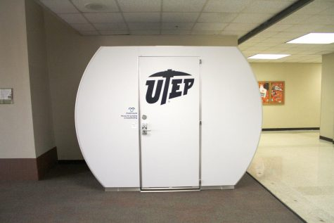 UTEP has introduced three lactation stations on campus to facilitate staff and students that are breastfeeding.