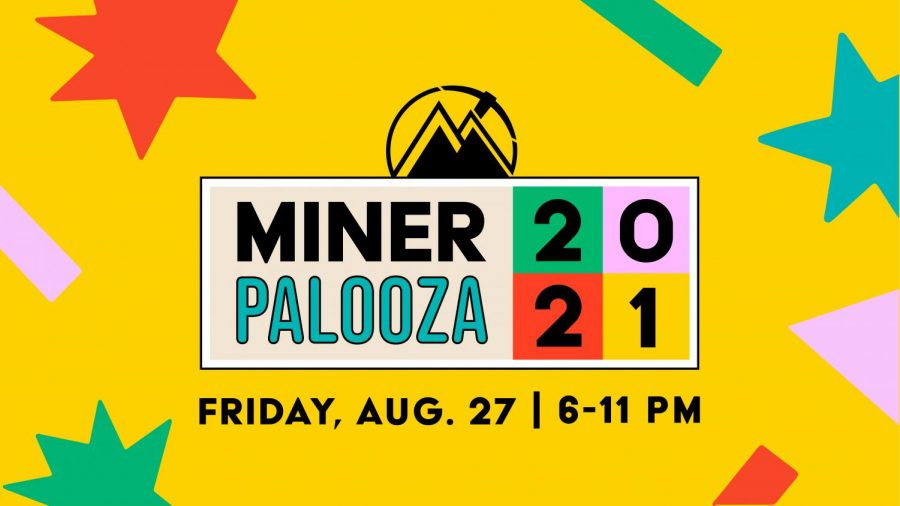 Minerpalooza returns to UTEP's campus Friday