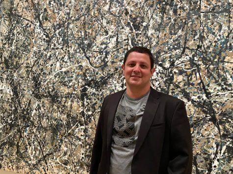 UTEP alumnus David Cruz Jímenez won a prestigious international poetry award for his fourth poetry book Lazarus, which took him nearly 15 years to complete.