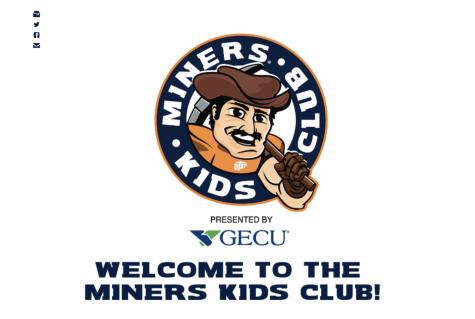 UTEP Athletics announce return of Miners Kids Club