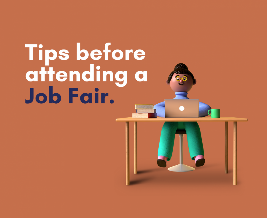 How to prepare for the UTEP Career Expo