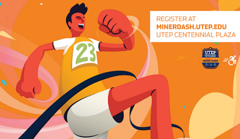 Run your heart out at the 11th annual Miner Dash & Family Fitness Fiesta
