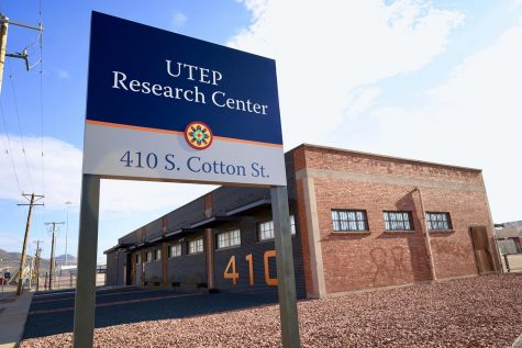 """UTEP's Keck Center for 3D Innovation whose mission is to lead the Additive Manufacturing transformation through multidisciplinary activities has recently opened their """"Cotton Facility."""" This facility will be used to encourage research and increase STEM outreach opportunities."""