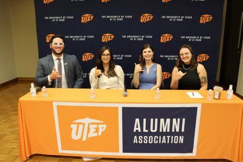 Michelle Esparza, Patrick Gabaldon, Eden Klein, Elisa Samaniego speak at the 35 under 35 Alumni in Law Speaker Series on September 7 2021
